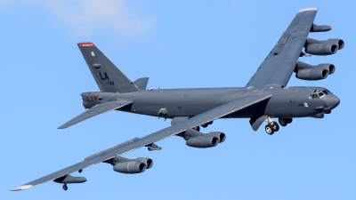 Photo ID 239433 by Mark Munzel. USA Air Force Boeing B 52H Stratofortress, 61 0012