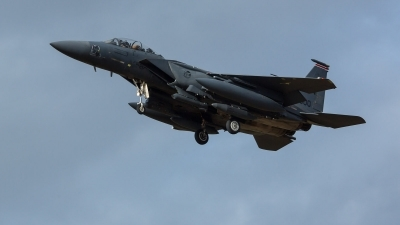 Photo ID 239534 by Doug MacDonald. USA Air Force McDonnell Douglas F 15E Strike Eagle, 01 2000