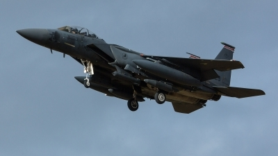 Photo ID 239536 by Doug MacDonald. USA Air Force McDonnell Douglas F 15E Strike Eagle, 91 0329