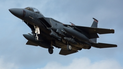Photo ID 239508 by Doug MacDonald. USA Air Force McDonnell Douglas F 15E Strike Eagle, 92 0364