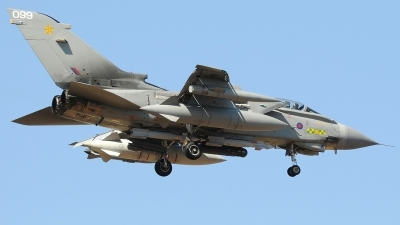 Photo ID 239478 by Aldo Bidini. UK Air Force Panavia Tornado GR1, ZD790