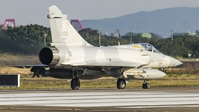 Photo ID 239492 by Andrei Shmatko. Taiwan Air Force Dassault Mirage 2000 5Ei, 2006
