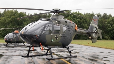 Photo ID 239544 by Montserrat Pin. Germany Army Eurocopter EC 135T1, 82 57