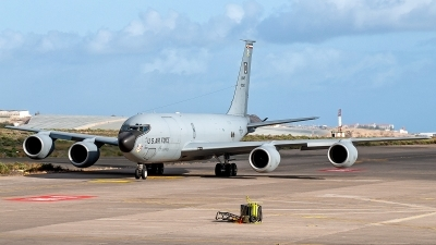 Photo ID 239561 by Pedro Castellano Garcia. USA Air Force Boeing KC 135R Stratotanker 717 100, 60 0350