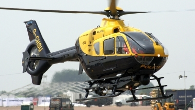 Photo ID 239567 by Montserrat Pin. UK Police Eurocopter EC 135T1, G CHSU