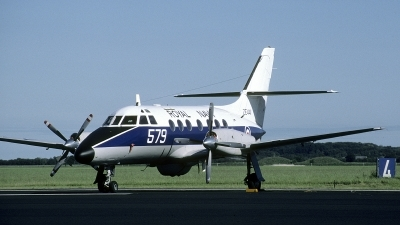 Photo ID 239592 by Joop de Groot. UK Navy Scottish Aviation HP 137 Jetstream T3, ZE441