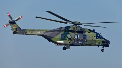Photo ID 239657 by Rainer Mueller. Germany Army NHI NH 90TTH, 79 29