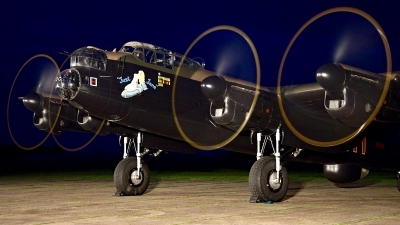 Photo ID 239587 by James Pye. Private Private Avro 683 Lancaster B VII, G ASXX