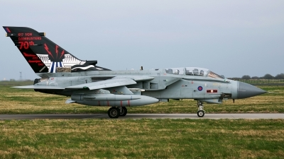 Photo ID 239575 by Aldo Bidini. UK Air Force Panavia Tornado GR4 T, ZA412