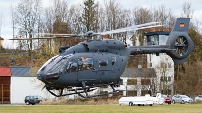 Photo ID 239612 by Lukas Kinneswenger. Germany Air Force Eurocopter EC 645T2, 76 02