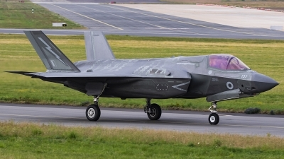 Photo ID 239609 by Matt Varley. UK Air Force Lockheed Martin F 35B Lightning II, ZM137