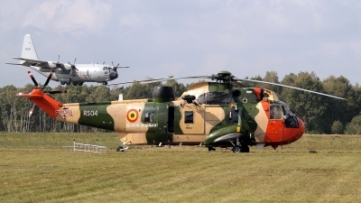 Photo ID 239839 by Montserrat Pin. Belgium Air Force Westland Sea King Mk48, RS04