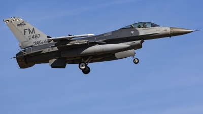 Photo ID 239635 by Matt Varley. USA Air Force General Dynamics F 16C Fighting Falcon, 85 1487
