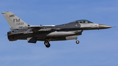 Photo ID 239636 by Matt Varley. USA Air Force General Dynamics F 16C Fighting Falcon, 87 0233