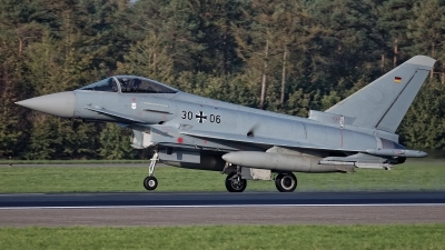 Photo ID 239617 by Rainer Mueller. Germany Air Force Eurofighter EF 2000 Typhoon S, 30 06