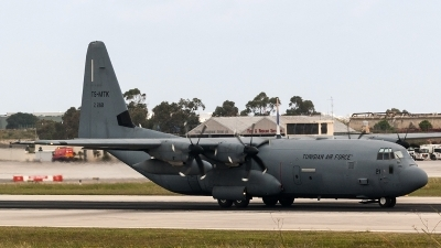 Photo ID 239841 by Ray Biagio Pace. Tunisia Air Force Lockheed Martin C 130J 30 Hercules L 382, TS MTK