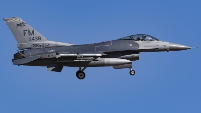 Photo ID 239647 by Matt Varley. USA Air Force General Dynamics F 16C Fighting Falcon, 85 1438