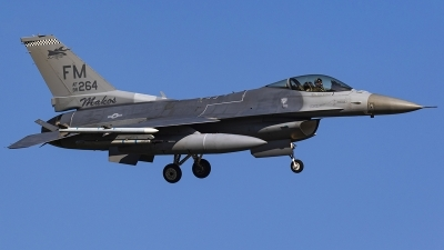 Photo ID 239648 by Matt Varley. USA Air Force General Dynamics F 16C Fighting Falcon, 86 0264