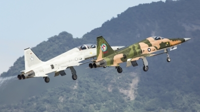 Photo ID 239713 by Andrei Shmatko. Taiwan Air Force Northrop F 5E Tiger II, 5272