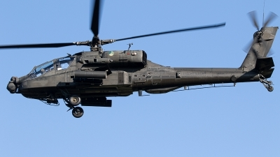 Photo ID 239682 by Jan Eenling. Netherlands Air Force Boeing AH 64DN Apache Longbow, Q 08