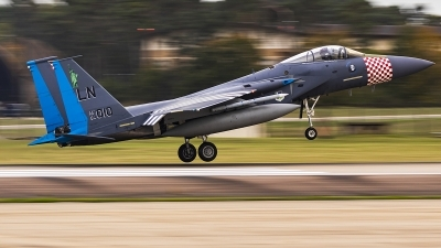 Photo ID 239734 by Matt Varley. USA Air Force McDonnell Douglas F 15C Eagle, 84 0010