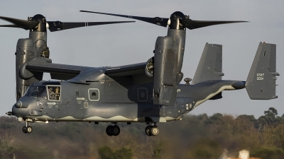 Photo ID 239733 by Matt Varley. USA Air Force Bell Boeing CV 22B Osprey, 12 0064
