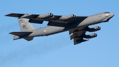 Photo ID 239725 by Brandon Thetford. USA Air Force Boeing B 52H Stratofortress, 60 0042