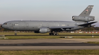 Photo ID 239801 by Matt Varley. USA Air Force McDonnell Douglas KC 10A Extender DC 10 30CF, 85 0033