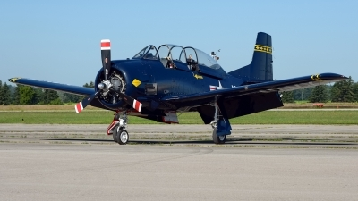 Photo ID 239873 by Rod Dermo. Private Private North American T 28C Trojan, C GKOL