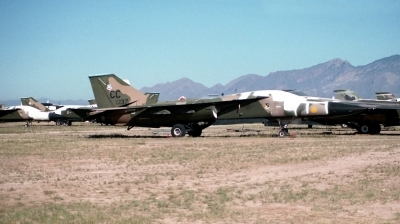 Photo ID 239888 by Michael Baldock. USA Air Force General Dynamics F 111D Aardvark, 68 0137