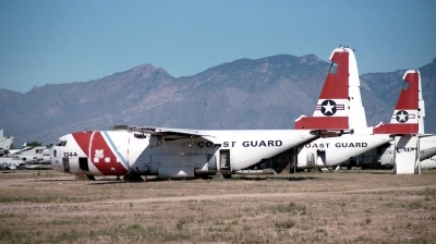 Photo ID 239886 by Michael Baldock. USA Coast Guard Lockheed HC 130B Hercules L 282, 1344