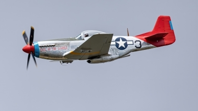 Photo ID 239905 by Luca Bani. Private Hangar 11 Collection North American P 51D Mustang, G SIJJ