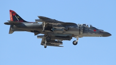 Photo ID 239974 by Paul Newbold. USA Marines McDonnell Douglas AV 8B Harrier ll, 165311