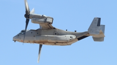 Photo ID 240058 by Paul Newbold. USA Marines Bell Boeing MV 22B Osprey, 166726
