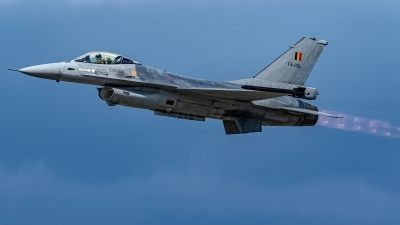 Photo ID 239979 by Luca Bani. Belgium Air Force General Dynamics F 16AM Fighting Falcon, FA 136