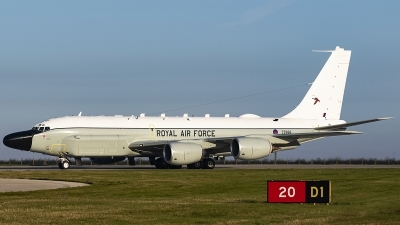 Photo ID 240020 by Matt Varley. UK Air Force Boeing RC 135W Rivet Joint 717 158, ZZ666
