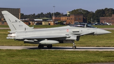 Photo ID 240045 by Matt Varley. Italy Air Force Eurofighter F 2000A Typhoon EF 2000S, MM7353