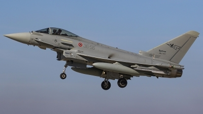 Photo ID 240042 by Matt Varley. Italy Air Force Eurofighter F 2000A Typhoon EF 2000S, MM7353