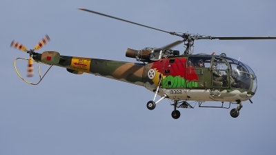 Photo ID 240031 by Fernando Sousa. Portugal Air Force Aerospatiale SA 316B Alouette III, 19302