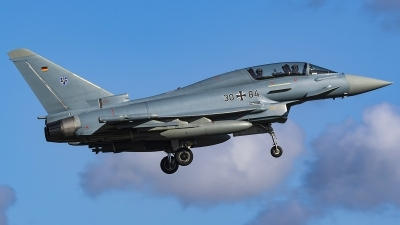 Photo ID 240143 by Matt Varley. Germany Air Force Eurofighter EF 2000 Typhoon T, 30 84