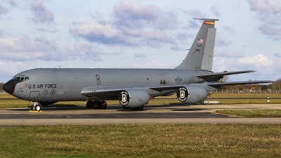 Photo ID 240148 by Matt Varley. USA Air Force Boeing KC 135R Stratotanker 717 148, 58 0113