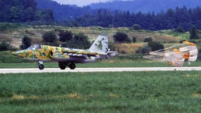 Photo ID 240152 by Chris Hauser. Czech Republic Air Force Sukhoi Su 25K, 9013