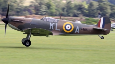Photo ID 240175 by Chris Hauser. Private Private Supermarine 300 Spitfire Ia, G CGUK