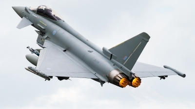 Photo ID 240221 by Kris Christiaens. UK Air Force Eurofighter Typhoon FGR4, ZK356