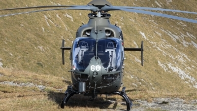 Photo ID 240223 by Ludwig Isch. Switzerland Air Force Eurocopter TH05 EC 635P2, T 360