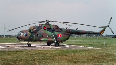 Photo ID 240255 by Giampaolo Tonello. Slovakia Air Force Mil Mi 17, 0826