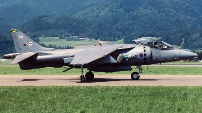 Photo ID 240256 by Giampaolo Tonello. UK Air Force British Aerospace Harrier GR 7, ZD375