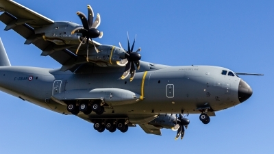 Photo ID 240284 by Mike Macdonald. France Air Force Airbus A400M Atlas, 0073