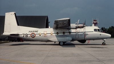 Photo ID 240305 by Giampaolo Tonello. France Navy Nord N 262E Fregate, 79
