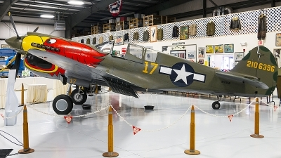 Photo ID 240303 by Aaron C. Rhodes. Private Warhawk Air Museum Curtiss P 40N Warhawk, NL1195N
